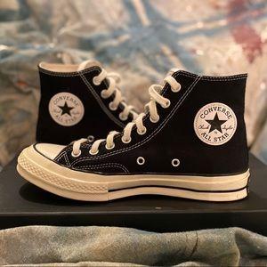 Converse Chuck Taylor All Star 70 Hi Blk Sz 7M 9W